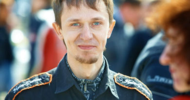 Мотоброгер Артём»Болт» разбился в ДТП.